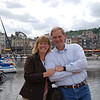 The Parents in Honfleur
