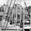 RB/SB:  Sailboats in Honfleur