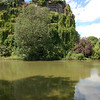 Top of parc des buttes chaumont