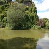 Top of parc des buttes chaumont