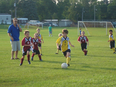 <b>July '10: Aidan's Soccer Game</b>