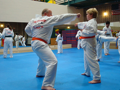 <b>July '10: TaeKwon Do</b>