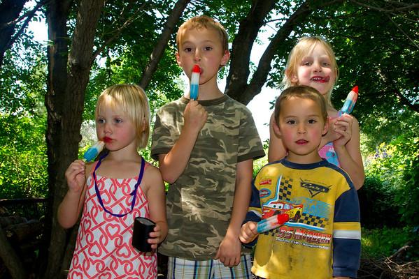 July 2011 Kids