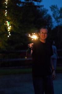 Daniel sparkler