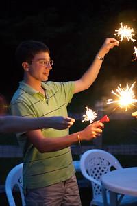 S sparklers