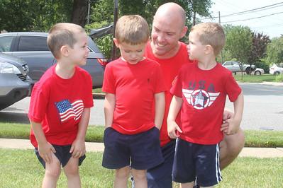 July 4, 2012 at Dawn & TJ's