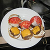 There they is! I even found slider buns at the store. :)