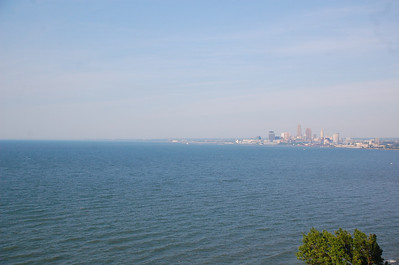 June 15, 2012 - Day 1 - Arriving to Cleveland and celebrating Wai-Gung birthday