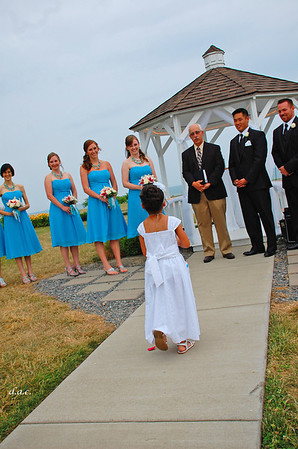 June 15-18, 2012 - Clark and Candace Wedding in Ohio