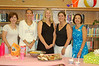 Baby Shower hosted by 1st grade team