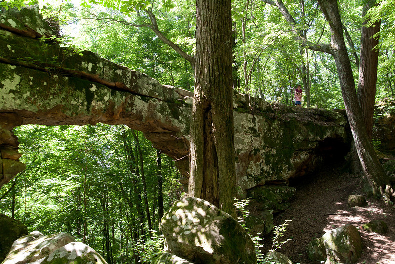 Natural Bridge, Sawanee, TN