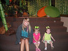 Mallorie, Leighton and Carlyle at Vacation Bible School