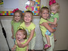 Charley, Claire, Carlyle, Camden and Callen at VBC