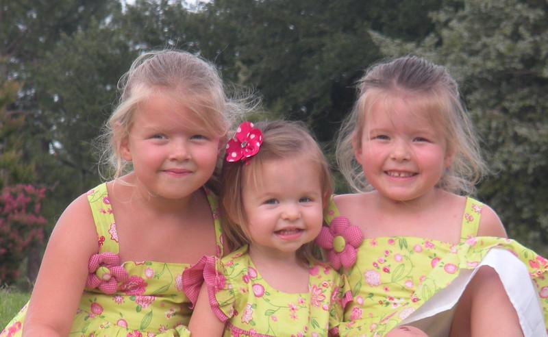 My 3 girls!