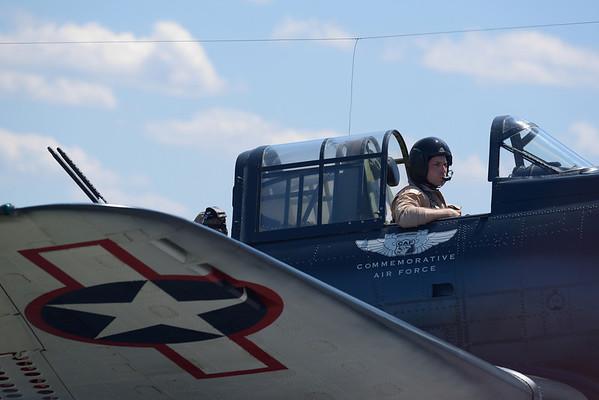 2014 - WW2 Airshow