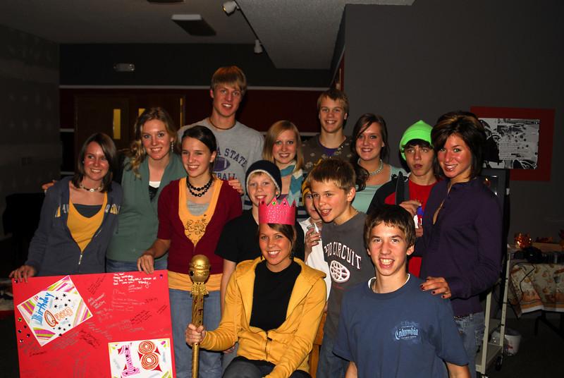 Thanksgiving in Winona - 2007