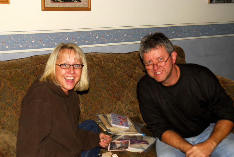 Dawn and Me - Oct 2009