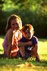 Emily (age 7) & Matt (age 4)