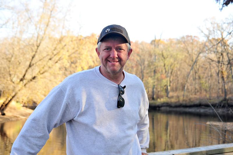 Rum River 2012 - me