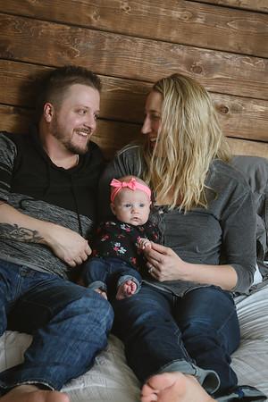 Justin & Elizabeth {Family 2017}