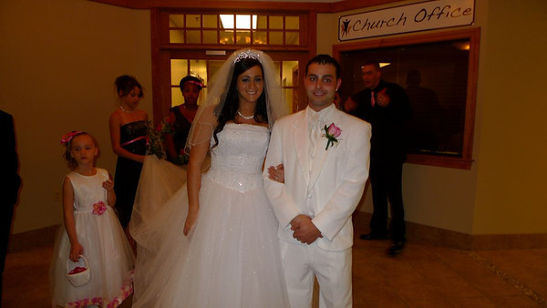 Justin & Maryann's Wedding   October 24, 2009