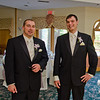Best man and brother of the groom.