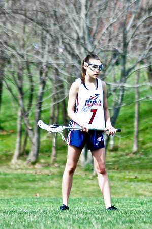 KATRINA'S FIRST LACROSSE GAME