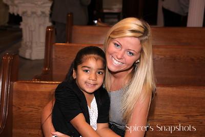 KJ's Baptism 2-13-11