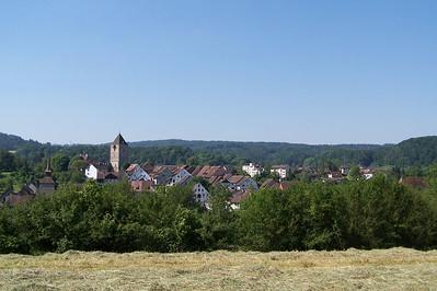 Kaiserstuhl, Sviss