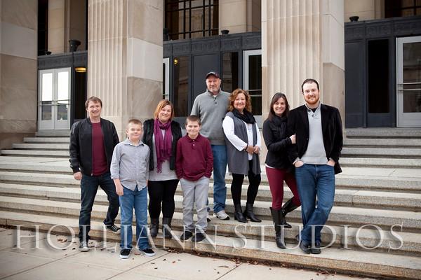 Kaminski Families 2015