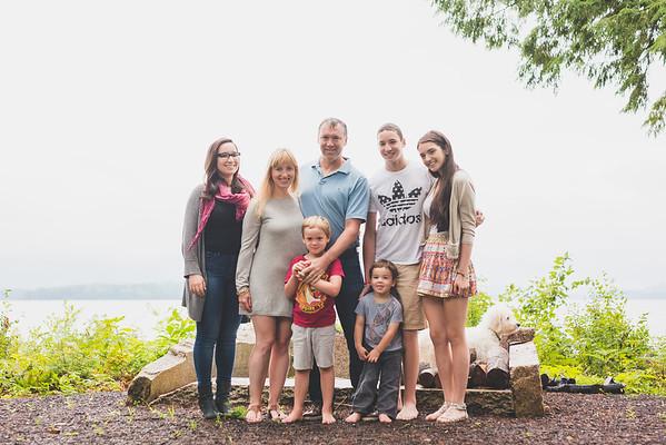 Kaplan Family - 2015