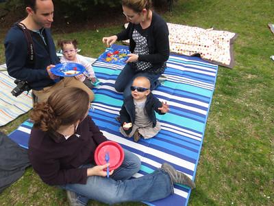 Yotam Kastiel's birthday party 3.5.14