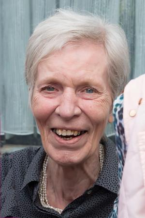 Karen Axelsson 75 år