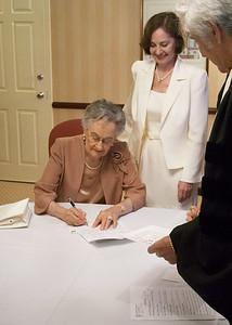 Signing 4
