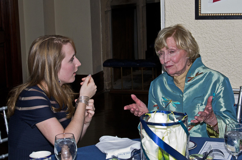 My niece, Amy and her grandmother Jean. Of all the shots I took this one is my fav.