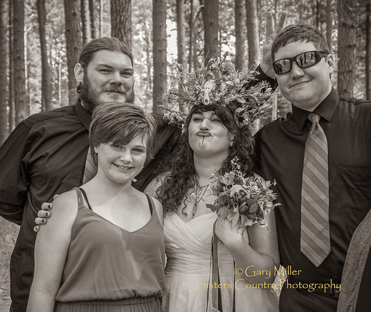 Karia & Logan's wedding