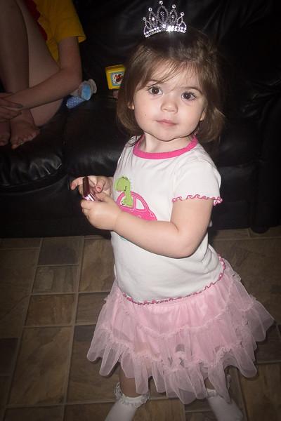 Karlie 2 Years Old Birthday
