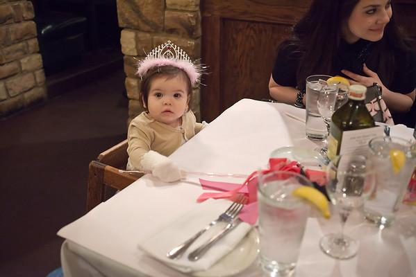 Karlie's 1st Birthday
