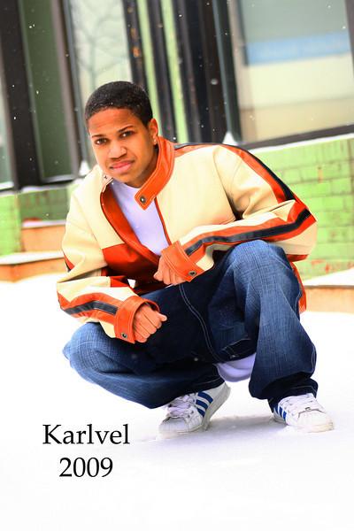 Karl's Senior Pics