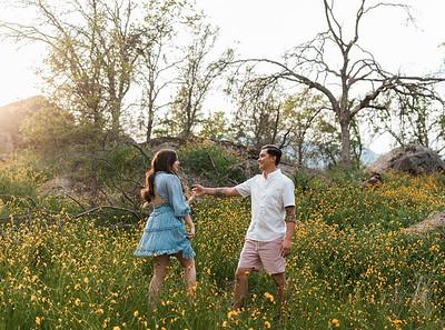 Alexandria Vail Photography Three Rivers Wildflowers Kassidy Alex 014