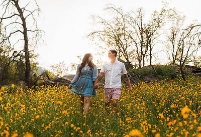 Alexandria Vail Photography Three Rivers Wildflowers Kassidy Alex 004