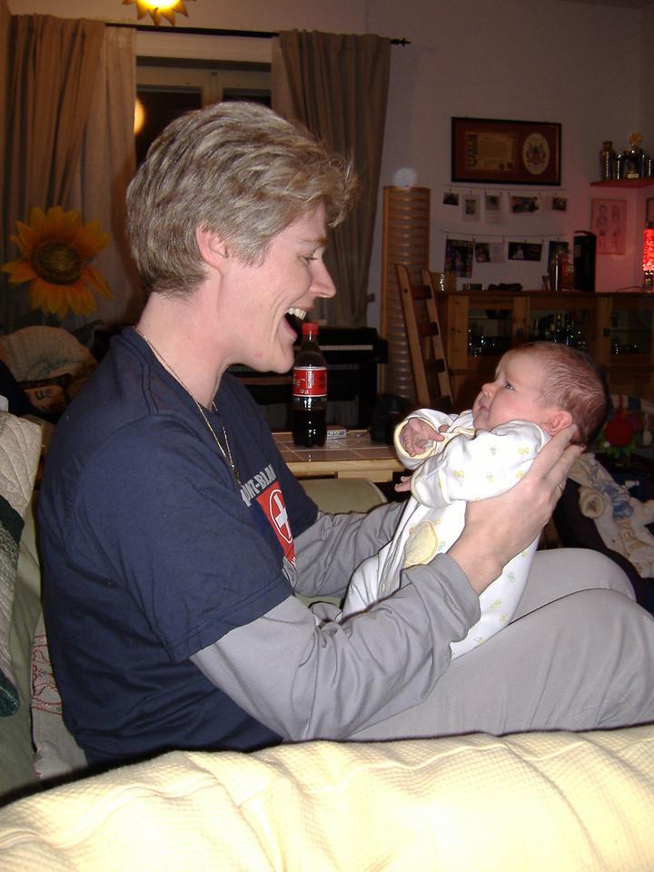 084 Auntie Kate & Jack
