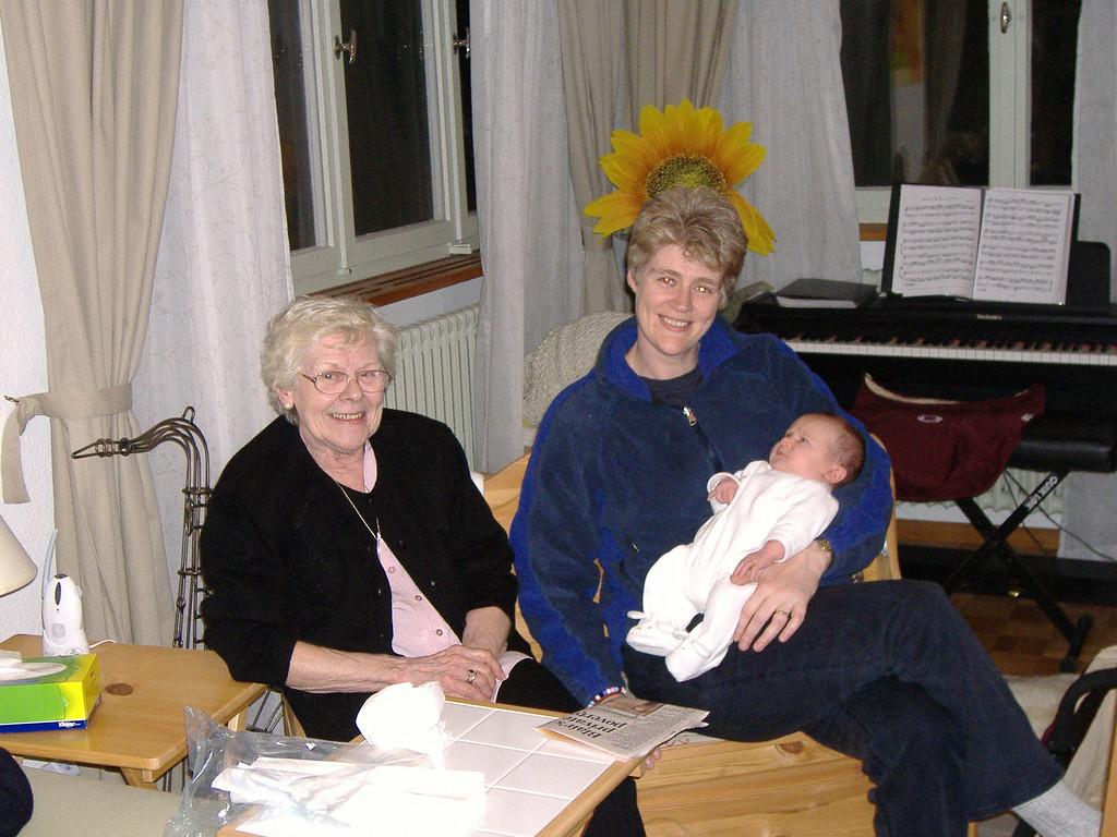 061 Grandma Auntie Kate & Jack