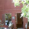 Front door of Kate's house