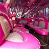 Pink Limo Interior
