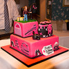 Cake made by the Cake Boss.