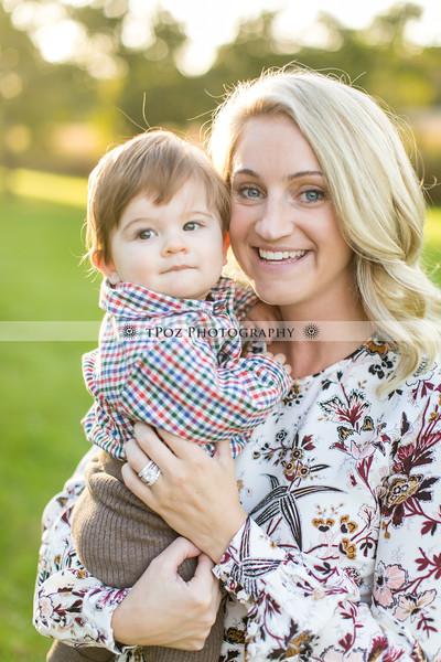 Kate+Blake Smith Family 2017