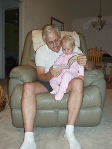 Katelyn and Grandpa pa