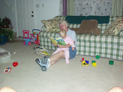 Grandma Reads
