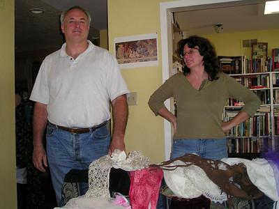 Paul and Linda.